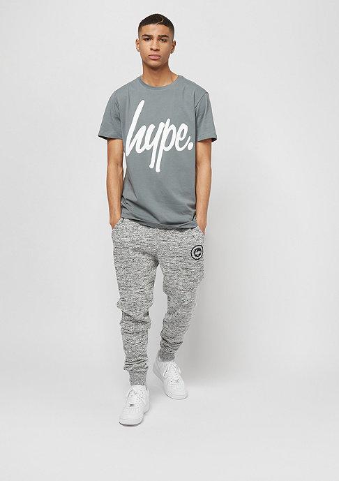 Hype Script green/white