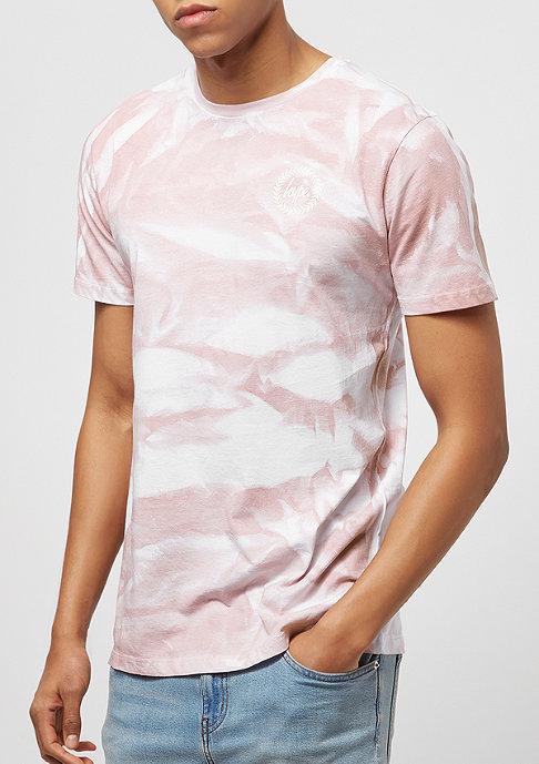 Hype Tie Dye pink/white