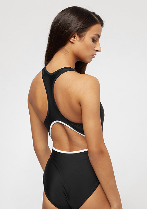 IVY PARK Active Cutout Logo Zip Body black
