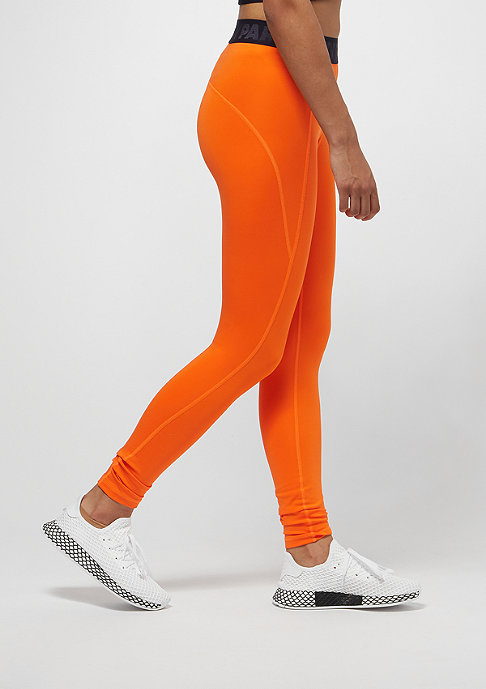 IVY PARK Active V Logo Waistband Stitched orange tiger