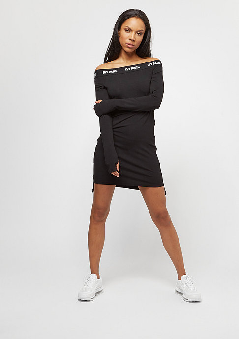 IVY PARK Bardot black