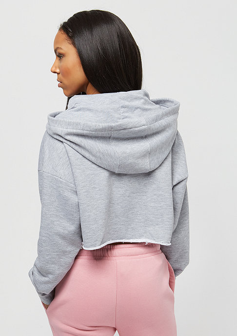 IVY PARK Palm Graphic light grey marl