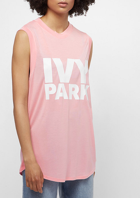 IVY PARK Program Logo powder pink
