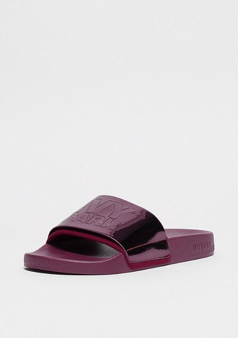 IVY PARK Metallic Slider purple