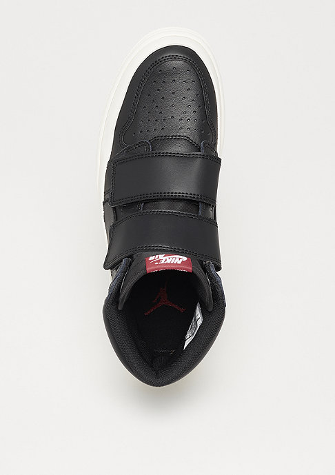 JORDAN Air Jordan 1 Retro High Double Strap black/gym red/sail