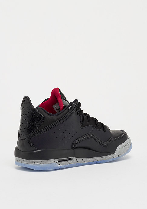 JORDAN Air Jordan Courtside 23 (GS) black/gym red-particle grey
