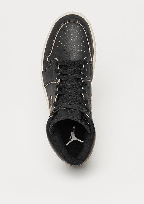 JORDAN Air Jordan 1 Retro High Premium black/black/desert sand