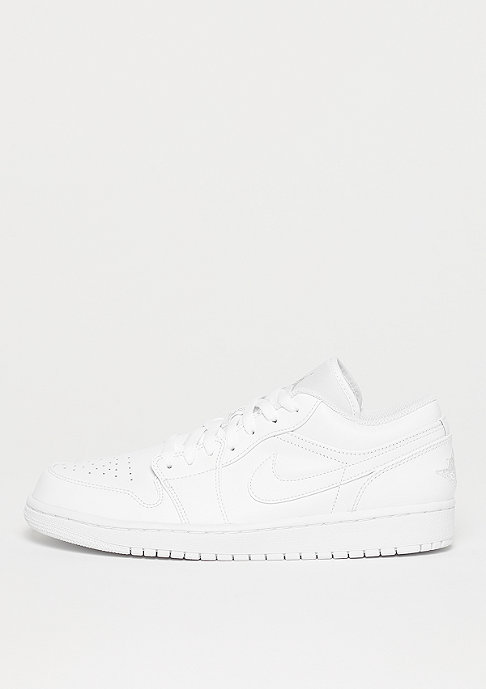 JORDAN Air Jordan 1 Low white/pure platinum