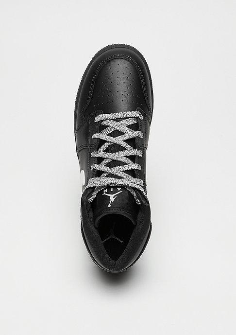 JORDAN Air Jordan 1 Mid (BG) black/white-black