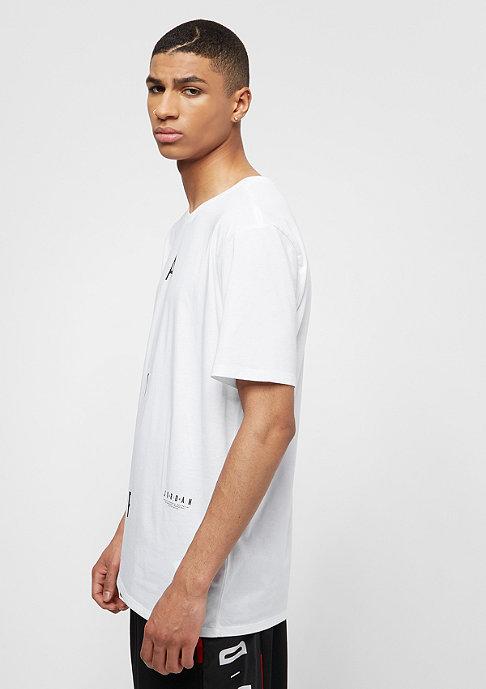 JORDAN Air white/black