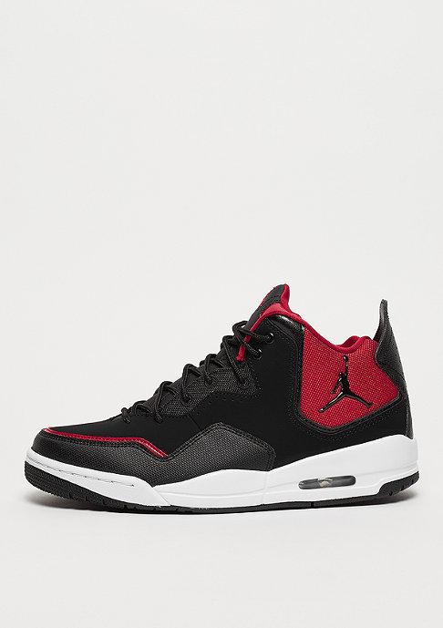 JORDAN Jordan Courtside 23 black/black/gym red/white