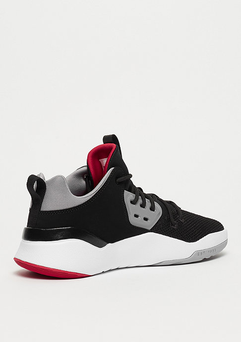 JORDAN DNA black/gym red/white