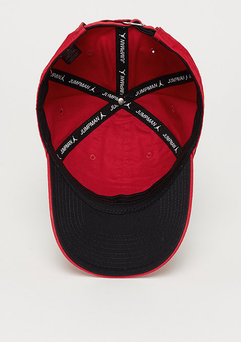 JORDAN H86 Jumpman Air gym red/black/black/white