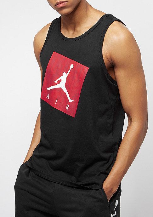 JORDAN HBR Jumpman Air black/university red/white