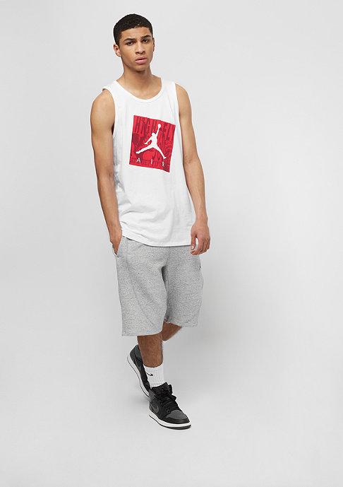 JORDAN HBR Jumpman Air white/university red/white