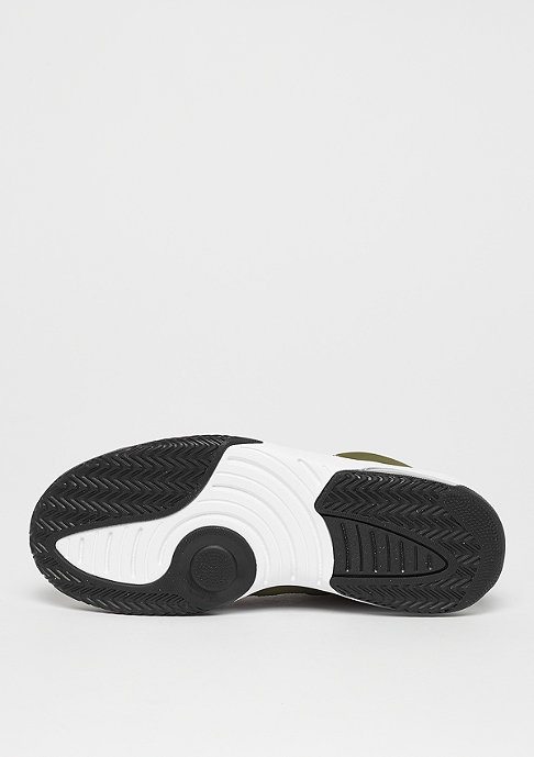 JORDAN Max Aura olive canvas/black/white/black