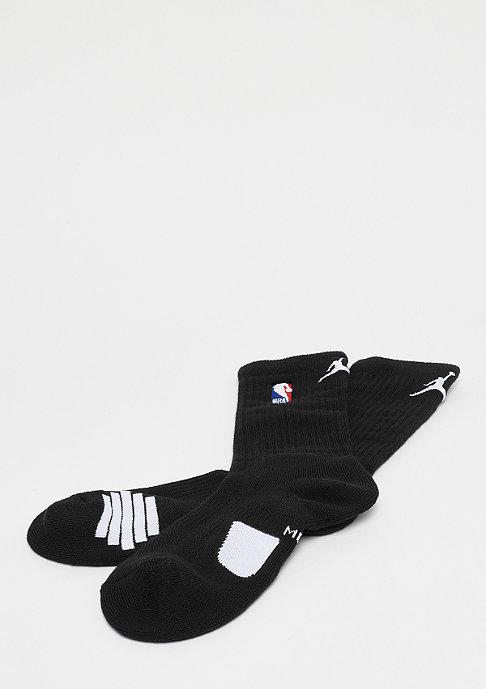JORDAN Jordan NBA Crew black/white