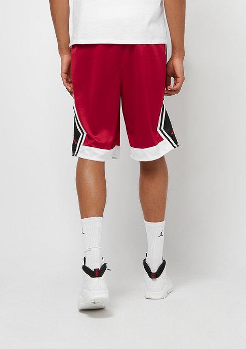 JORDAN Rise Diamond gym red/white/black/gym red