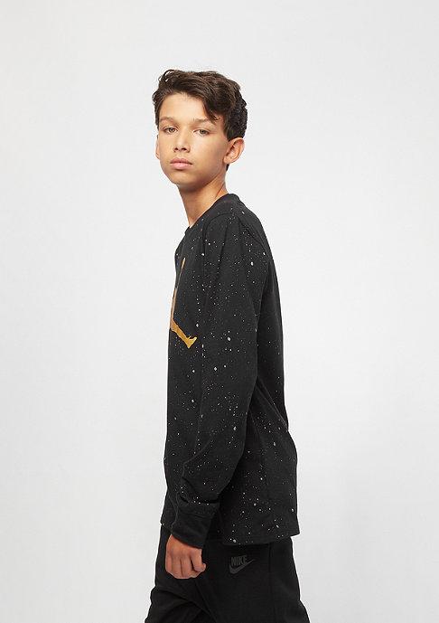 JORDAN Kids Jumpman Speckle black