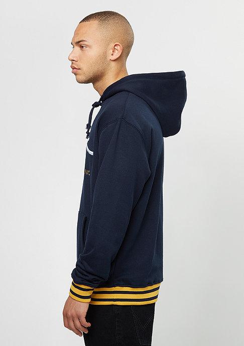 Karl Kani Hooded-Sweatshirt Basic blue