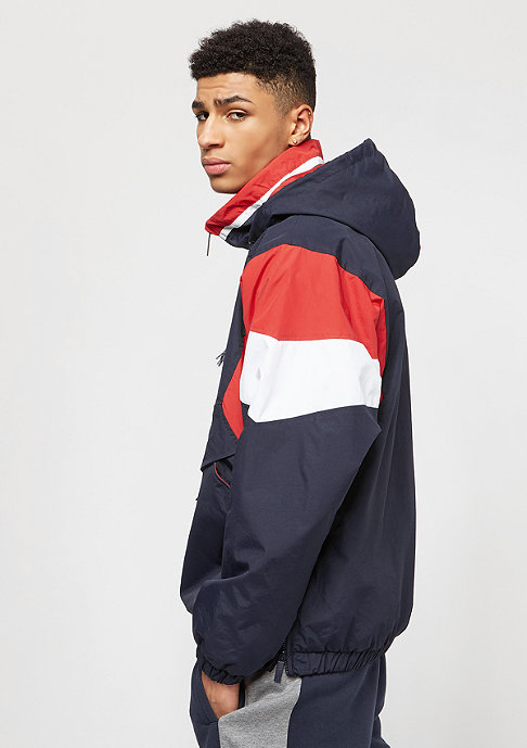 Karl Kani Blocked Windbreaker navy/red/white