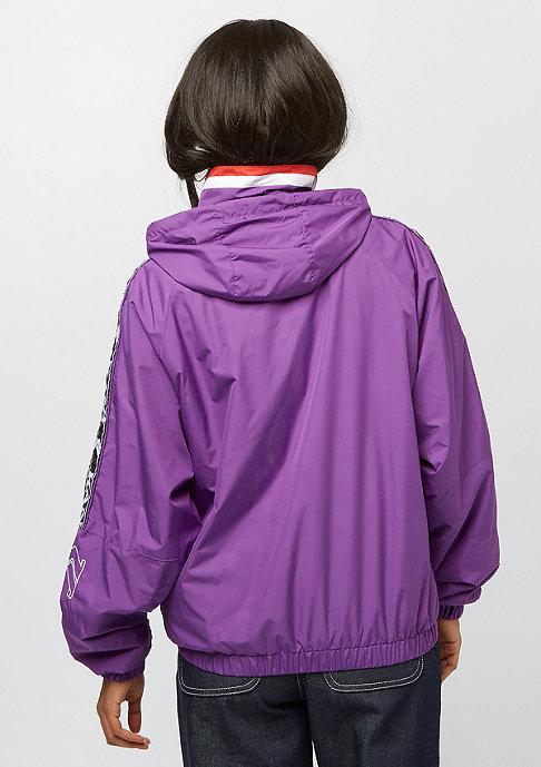Karl Kani Tape Track purple red