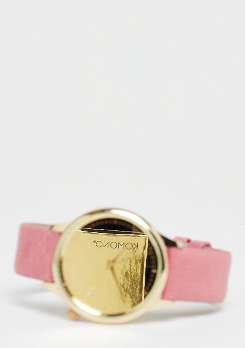 Komono Estelle Mirror gold/blush
