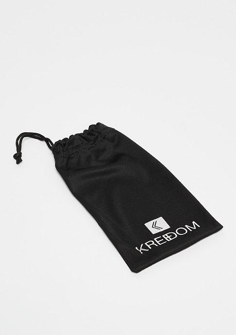 Kreedom Forbes 100 Polar black with clear inlay-smoke