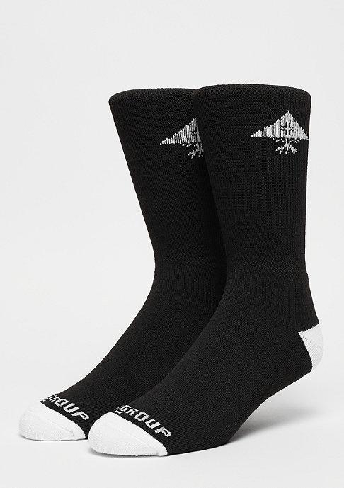 LRG Crew Sock black