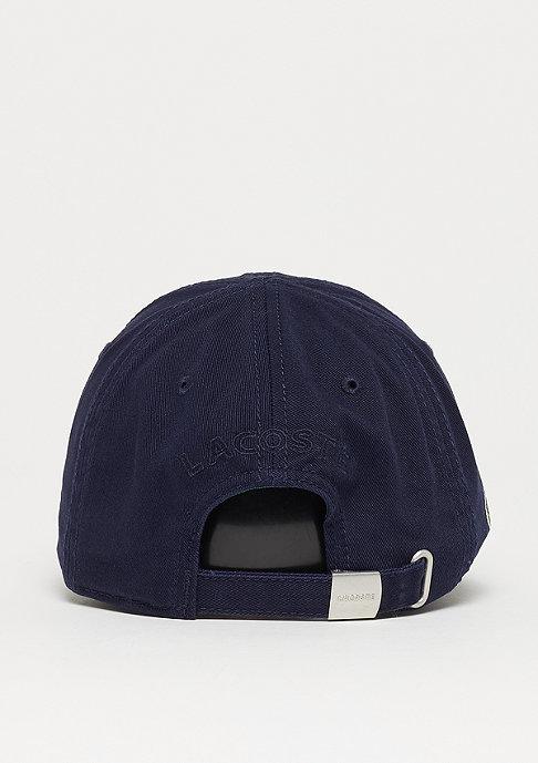 Lacoste Baseball Logo Cap 2 navy