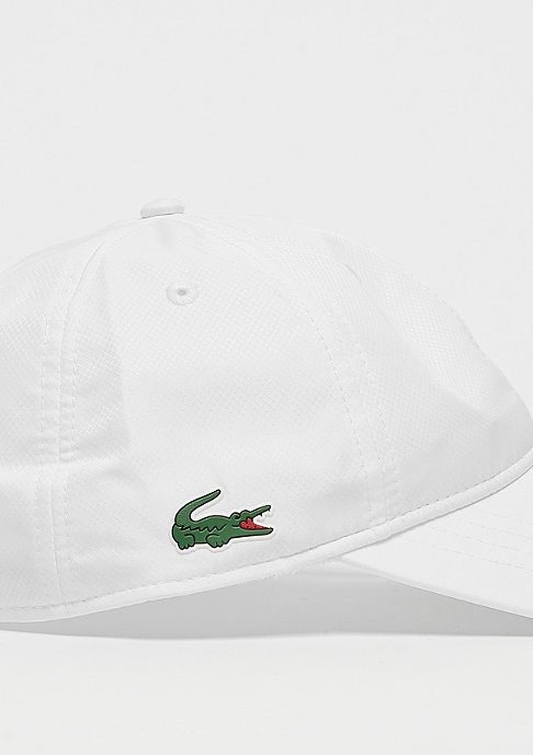 Lacoste Baseball Logo Cap 3 white