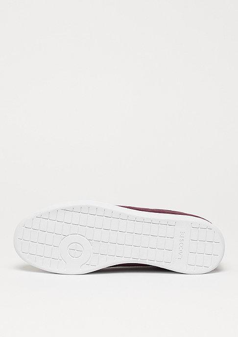 Lacoste Carnaby Evo 118 4 SPM burgundy/white
