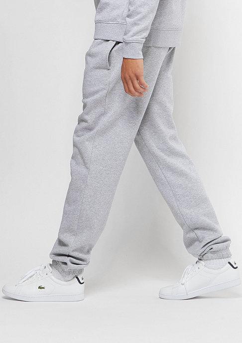 Lacoste Fleece Trousers silver chine