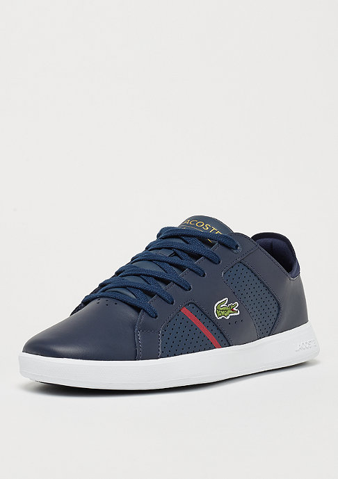 Lacoste Novas CT 118 SPM navy/red