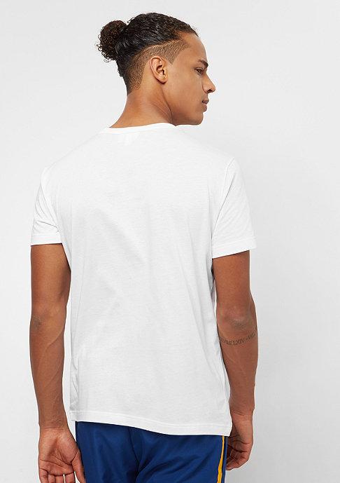 Lacoste Short Sleeved Crew Neck white