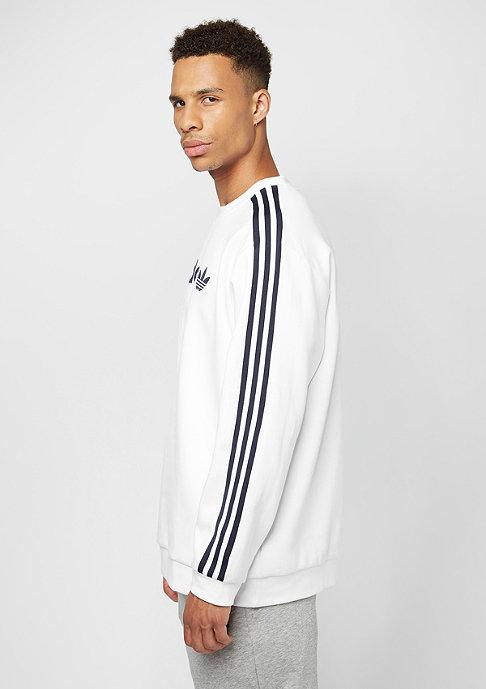 adidas Linear white