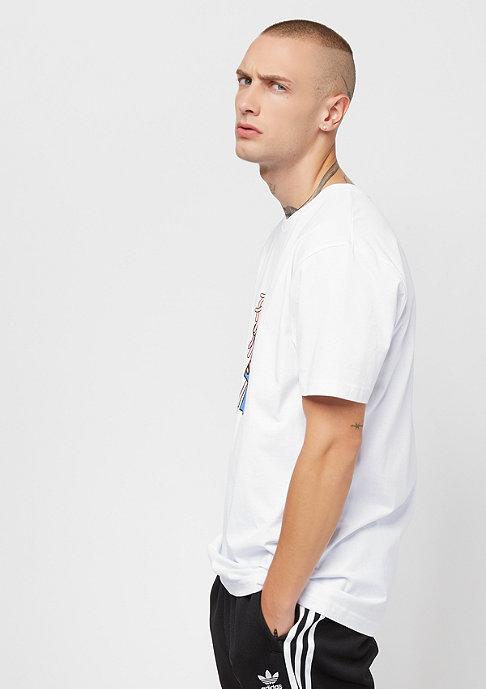 Mister Tee PDOT white