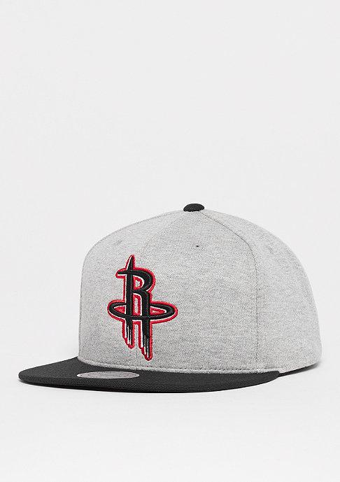 Mitchell & Ness NBA Houston Rockets The 3-Tone grey heather/black/red