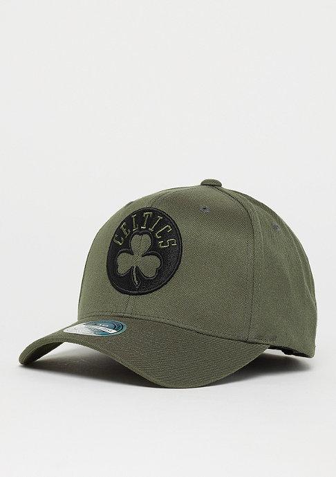 Mitchell & Ness NBA Boston Celtics The Olive&Black 2Tone Logo 110 olive