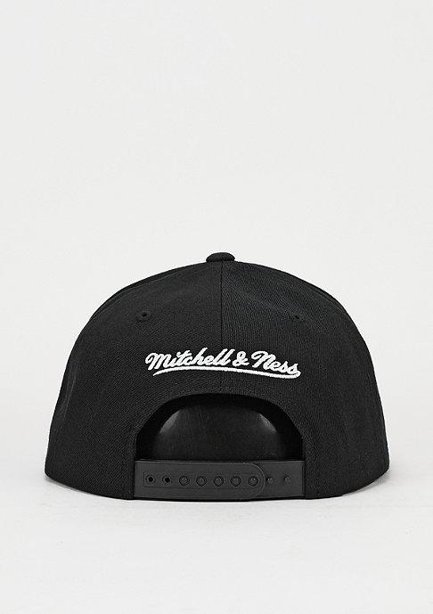 Mitchell & Ness Snapback-Cap Camo Fill black