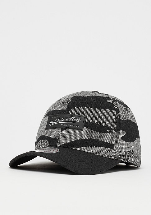 Mitchell & Ness Camo Knit 110 black