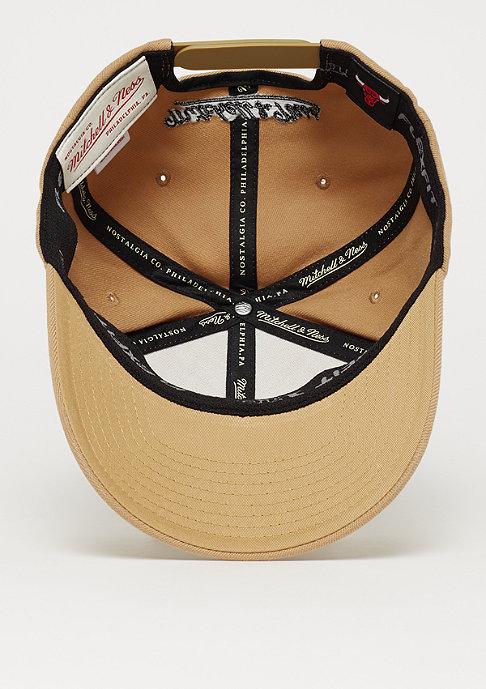 Mitchell & Ness NBA Cleveland Cavalier The Sand & Black 2Tone Logo 110 sand