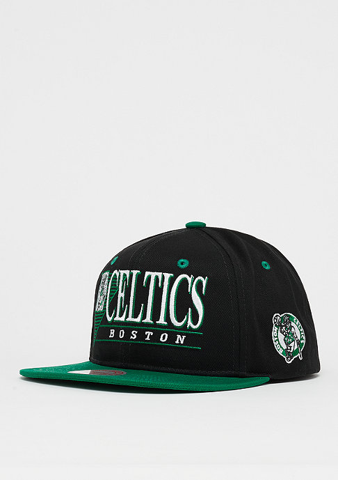Mitchell & Ness NBA Bosten Celtics black/green