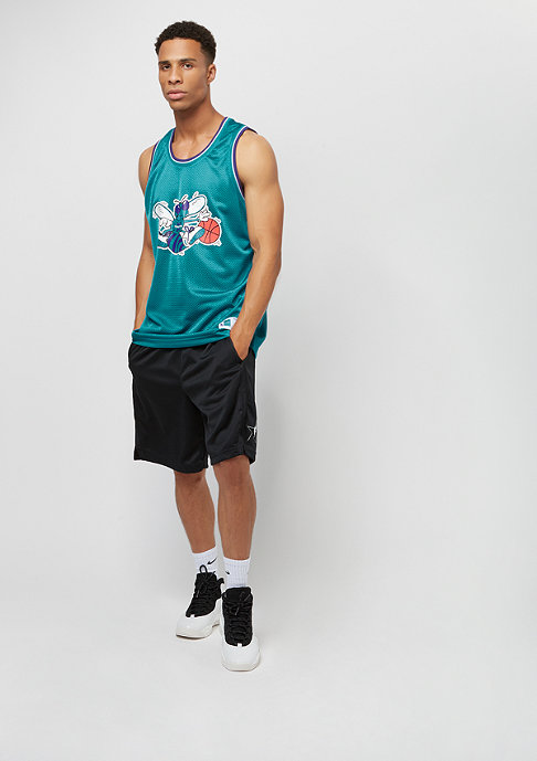 Mitchell & Ness NBA Charlotte Hornets Mesh teal