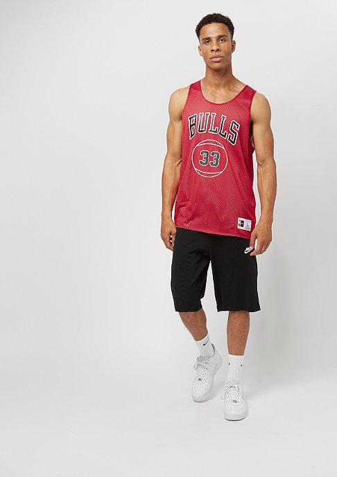 Mitchell & Ness NBA Chicago Bulls Scottie Pippen red/white