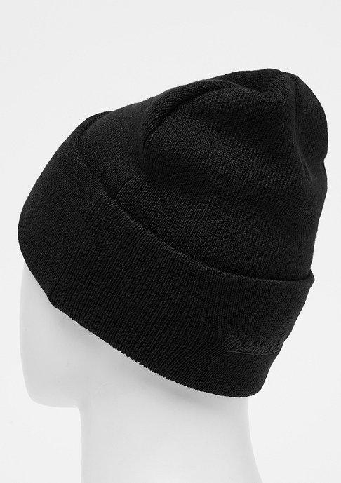 Mitchell & Ness Cuff Knit Chicago Bulls black