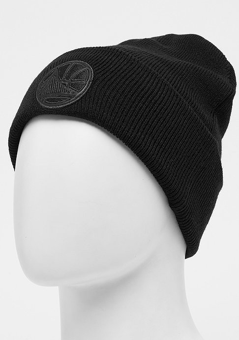 Mitchell & Ness Cuff Knit Golden State Warriors black