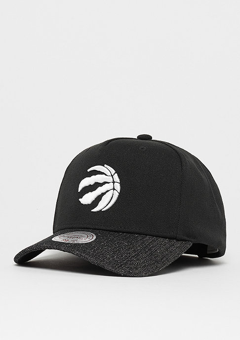 Mitchell & Ness Denim Visor NBA Toronto Raptors black/black