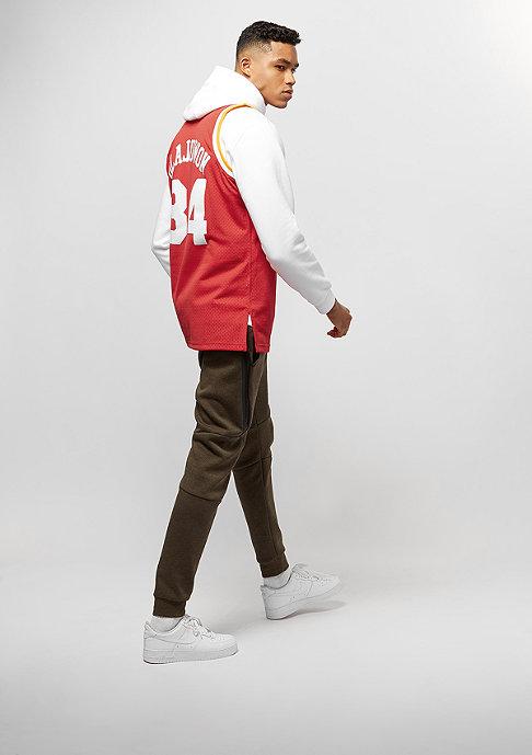 Mitchell & Ness Hakeem Olajuwon Swingman red/white