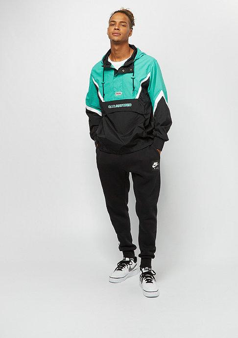 Mitchell & Ness NBA San Antonio Spurs Half Zip black/teal